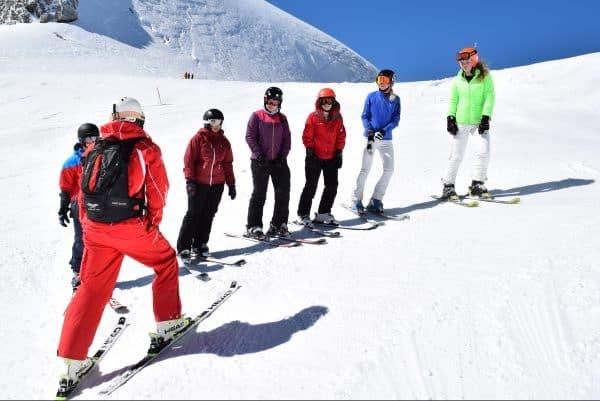 Snowsports Groepsles
