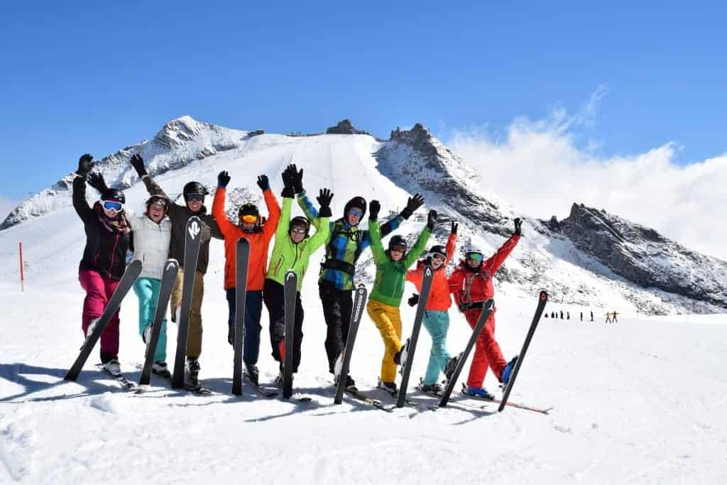 Snowsports Groepsles Skischool Westendorf