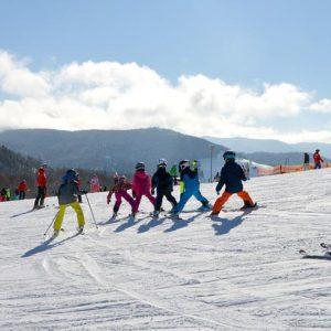 Snowsports Westendorf groepsles kinderen