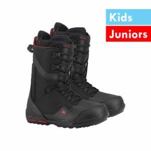 Kids-Junior Snowboard boots only