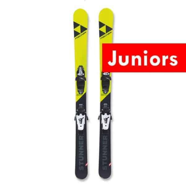 Junior Ski's only