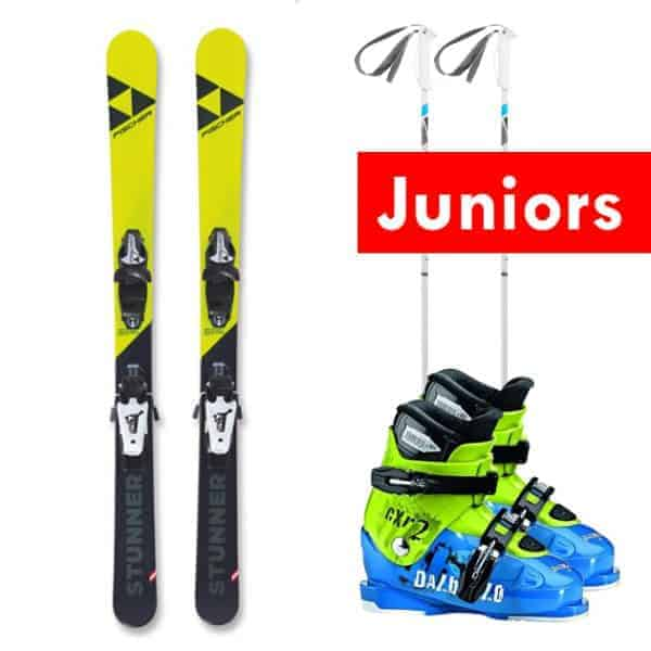 Junior Ski Complete