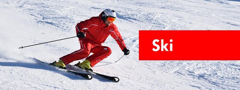 Snowsports Ski Instructor Skischool Westendorf