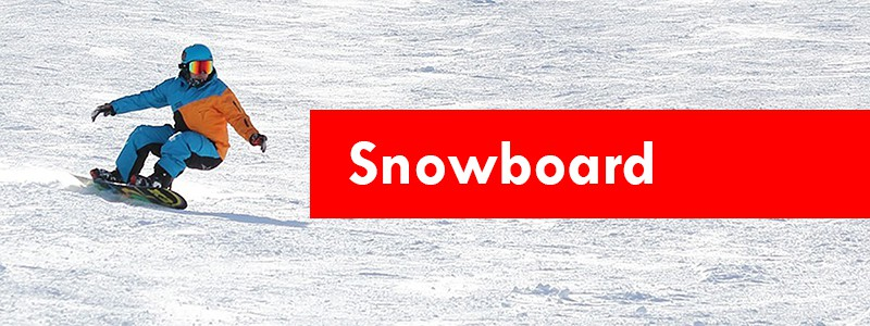 Snowsports Snowboard Instructor