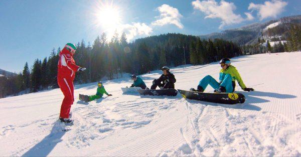 Snowsports Westendorf Snowboardles