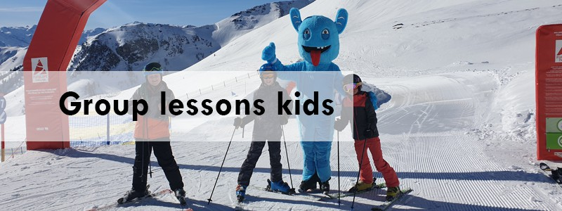 Group lessons kids