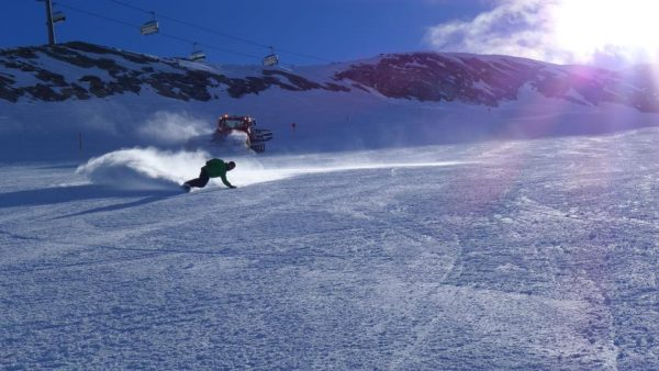 Snowboardleraar Snowsports Westendorf