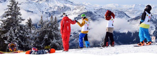Snowboard privé