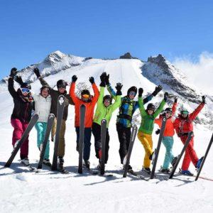 Snowsports Groepsles volwassenen